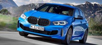 BMW 1-Series ra mắt với thiết kế gây hoang mang, sẽ mở bán vào tháng 9 tới