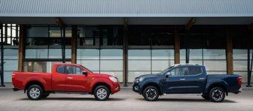 Nissan Navara 2020 hé lộ phiên bản nâng cấp mới