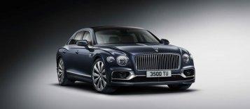 Bentley Flying Spur thế hệ hoàn toàn mới ra mắt, cạnh tranh trực tiếp Rolls-Royce Ghost