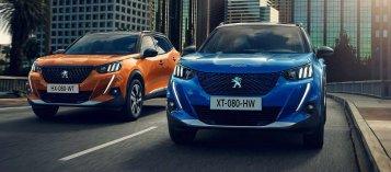 Peugeot chính thức giới thiệu phiên bản 2008 thế hệ mới