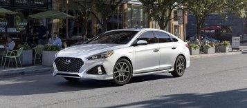 Đánh giá xe Hyundai Sonata 2019: Mẫu sedan thanh lịch, trẻ trung, hiện đại