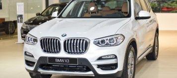 Với mức giá hơn 2 tỷ đồng, BMW X3 2019 được trang bị những gì?