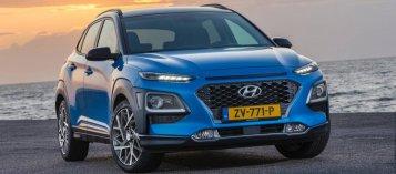 Hyundai chính thức công bố chi tiết phiên bản hybrid của Kona