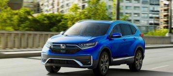Honda CR-V 2020 cập nhật mới ra mắt, ngoại hình thay đổi bất ngờ