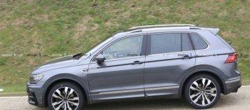 Phiên bản concept Volkswagen Tiguan R sẽ trình làng vào năm 2020