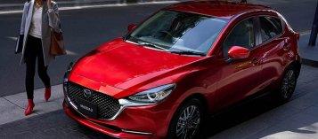 Mazda 2 2020 chuẩn bị ra mắt thị trường Đông Nam Á vào cuối tháng sau