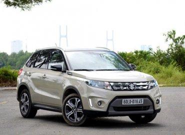 10 mẫu xe hơi ế ẩm nhất tháng 5/2018: Suzuki Vitara đứng chót