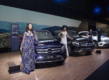 Triển lãm Mercedes-Benz Fascination - mẫu đẹp thu hút mọi ánh nhìn