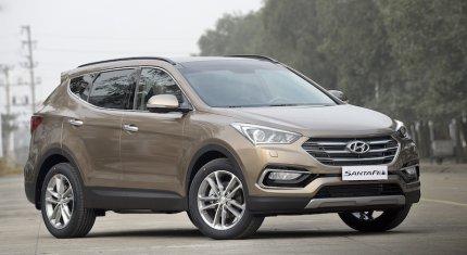 Tại sao Hyundai SantaFe AT lại ăn khách tại thị trường Việt