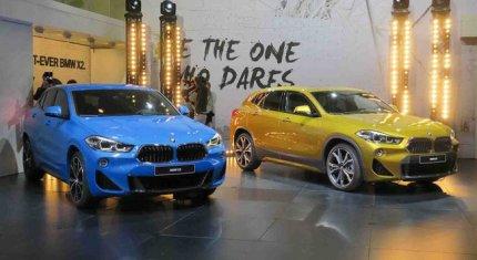 BMW X2 chốt ngày ra mắt, đối thủ của Mercedes-Benz GLA