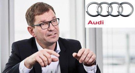 Audi tiến cử cựu chuyên gia của BMW làm tân CEO